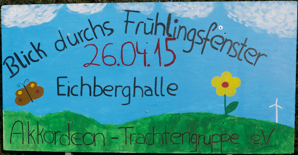 Jugendnachmittag, 26. April 2016