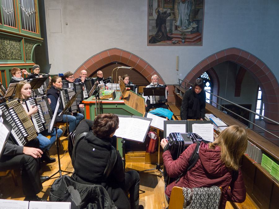 Orchester, 3. Advent 2018
